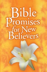Bible Promises for New Believers - eBook