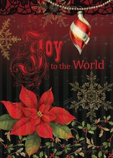 Joy To the World Christmas Cards, Box of 15