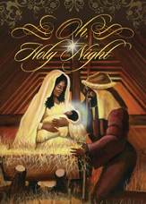 Oh Holy Night Christmas Cards, Box of 15
