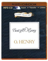 Best of O. Henry - Unabridged audio book on MP3-CD