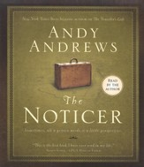 The Noticer, Audio CD