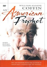 William Sloan Coffin: An American Prophet on DVD