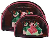 For Unto Whomsoever Cosmetic Bags, Set of 2
