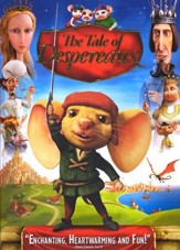 The Tale of Despereaux, DVD