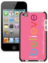 Believe iPod Touch 4G Case, Pink