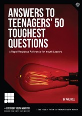 Answers to Teenagers' 50 Toughest Questions - PDF Download [Download]