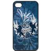 Truth Lion, John 14:6 iPhone 4 Case, Blue