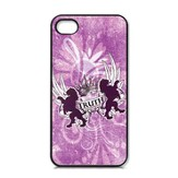 Truth Lion, John 14:6 iPhone 4 Case, Pink