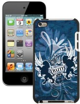 Truth Lion, John 14:6 iPod 4G Case, Blue - Slightly Imperfect