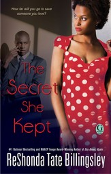 The Secret She Kept - eBook