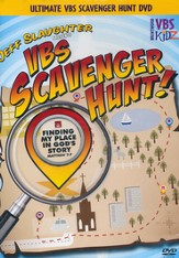 Ultimate Scavenger Hunt! DVD