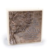 For He Will Order His Angels to Protect You Keepsake Box