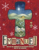 Emmanuel Cross, Christmas Cards, Box of 18