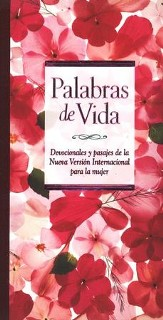 Palabras de Vida para la Mujer  (Devotions and Passages From the NVI for Women)