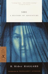 She: A History of Adventure - eBook
