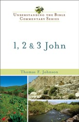 1, 2 and 3 John - eBook