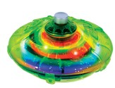 Cosmic Light Spin Top