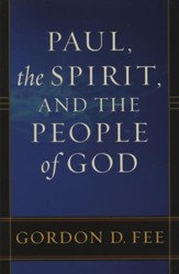 Paul, the Spirit, and the People of God - eBook