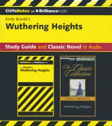 Wuthering Heights CliffsNotes Collection - unabridged audiobook on CD
