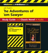The Adventures of Tom Sawyer CliffsNotes Collection - unabridged audiobook on CD