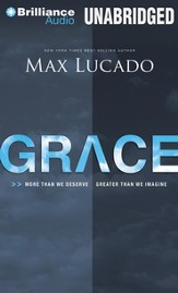Grace Unabridged Audiobook on MP3 - Value Priced Edition