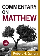 Commentary on Matthew - eBook