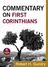 Commentary on First Corinthians - eBook