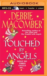 Touched by Angels - abridged audiobook on MP3-CD