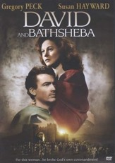 David and Bathsheba (1951), DVD