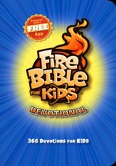 Fire Bible for Kids Devotional