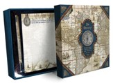 Nautical, Memo Pad and Pen Stationery Set