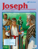 Scripture Probe Junior (grades 5-6) Joseph Flash-a-Card Set (Spring Quarter)