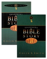 Unlocking the Bible Story New Testament Vol 4 with Study Guide - eBook