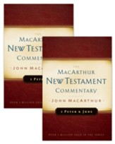 1 & 2 Peter and Jude: The MacArthur New Testament Commentary - eBook