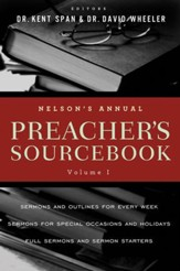 Nelson's Annual Preacher's Sourcebook, Vol. 1 - eBook