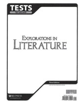 BJU Explorations in Literature Tests, Grade 7 (Third Edition)