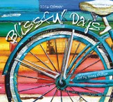 Blissful Days, 2016 Wall Calendar