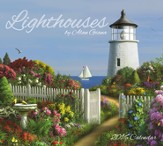 Lighthouses, 2016 Wall Calendar