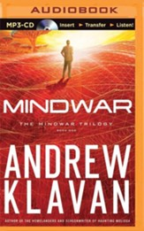 MindWar - unabridged audiobook on MP3-CD