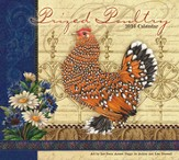 Prized Poultry, 2016 Wall Calendar
