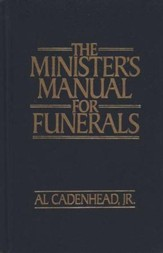 The Ministers Manual for Funerals
