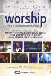 The Sound of Worship (Choral Book)