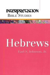 Hebrews: Interpretation Bible Studies