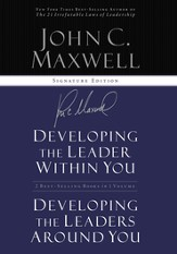 Maxwell 2 in 1: (Developing the Leader within You/Developing Leaders Around You): (Developing the Leader within You/Developing Leaders Around You) - eBook