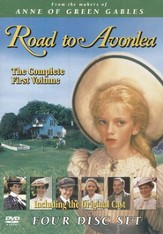 Road To Avonlea, Season 1, DVD set