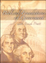 Biblical Foundations of Government DVD Set (2 DVDs)