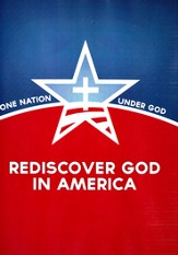Rediscover God in America, 4-DVD Set