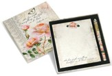He Has Made Everything Beautiful In Its Time Memo Pad and Pen Gift set