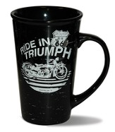 Ride In Triumph, Mug