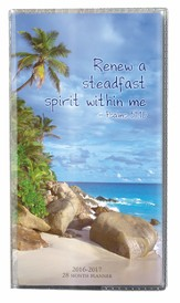 Renew My Spirit, 2016-17 Pocket Planner